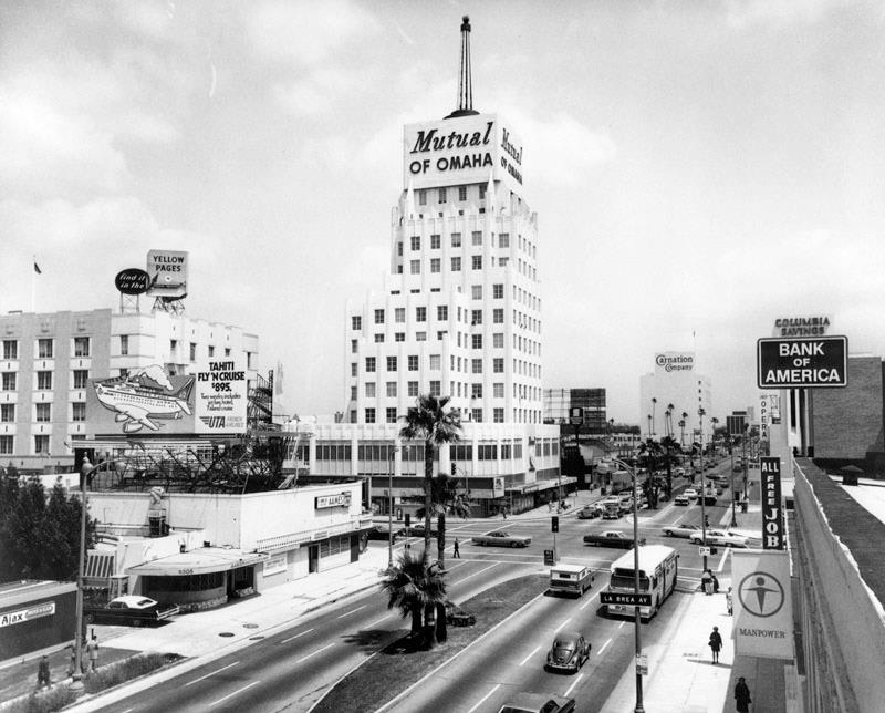 the e clem wilson building circa 1970s miracle mile