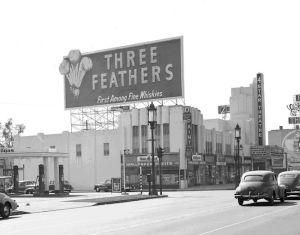 4 Star Theatre, 1946.