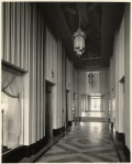 Dominguez Wilshire building lobby, circa 1931. (Mott-Merge Collection; California State Library.)