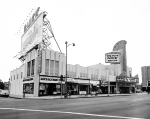 4 Star Theater, circa 1962.