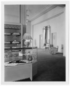 Interior Desmond's department store, circa 1930. (Mott-Merge Collection; California State Library.)
