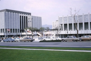 Los Angeles County Museum of Art, circa 1965.