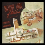 Melody Lane Wilshire souvenir menu, circa 1940s.