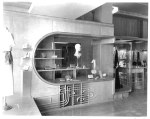 Interior view of Myer Siegel and Company store, circa 1933. Myer Siegel was located in the Dominguez Wilshire Building. (Mott-Merge Collection; California State Library.)