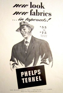 Undated Phelps Terkel advertisment. (Museum of the San Fernando Valley)