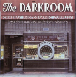 Color view of The Darkroom, 1978. (Marlene Laskey Collection; Los Angeles Public Library)