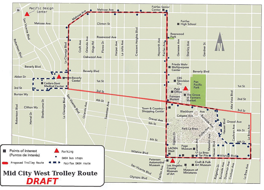 MMRA Endorses Mid City West Trolley Plan | Miracle Mile Residential on map of griffith park los angeles, map of beverly hills los angeles, map of westwood los angeles, map of hancock park los angeles, map of hollywood los angeles, map of lakewood los angeles, map of westchester los angeles, map of lincoln park los angeles, map of lake forest los angeles, map of sunset strip los angeles, map of brookfield los angeles, map of brentwood los angeles, map of highland park los angeles, map of los angeles county, map of los angeles shopping centers, map of century city los angeles, map of wildfire los angeles, map of downtown los angeles, map of farmers market los angeles, map of olvera street los angeles,